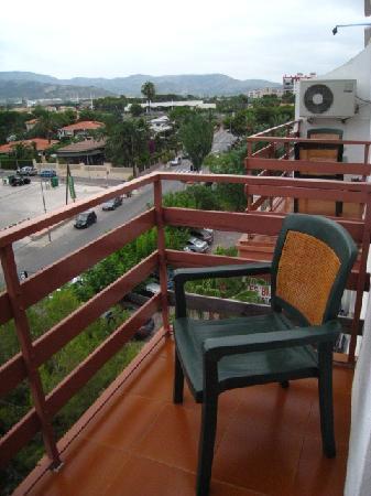 Hotel Bersoca: room balcony