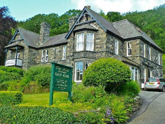 "The Ferns Guest House: ""Our special place in Betws-Y-Coed"""