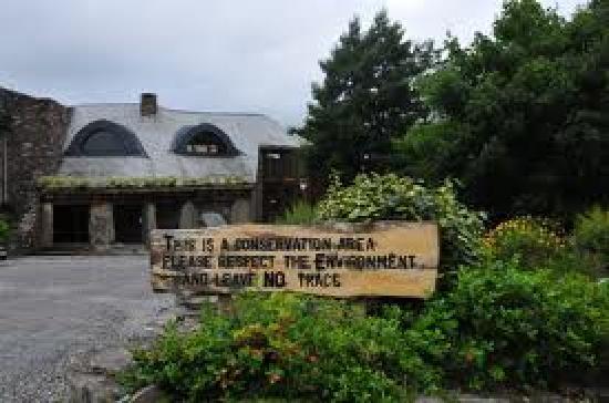 Delphi mountain lodge