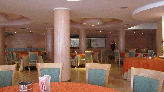 Appia Grand Hotel : Interno ristorante