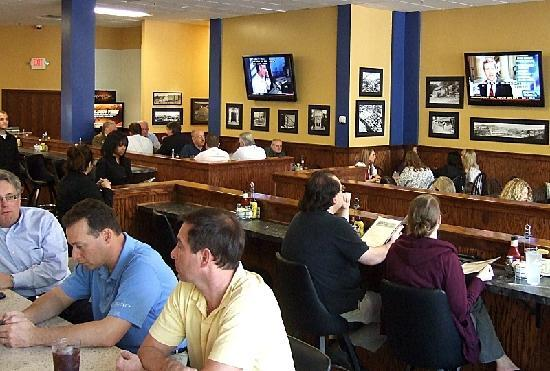 Adelphia Sports Bar & Grille : More seating