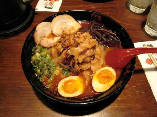Ajisen Ramen: Ramen noodle in Japan