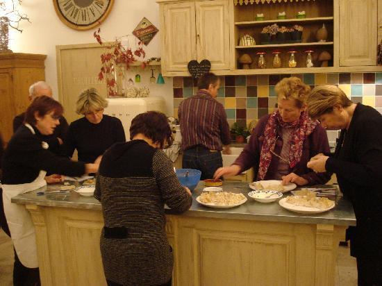truffiere des merigots cours de cuisine et de prparations truffes - Cours De Cuisine Perigueux