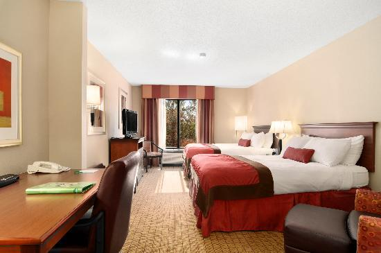Wingate by Wyndham Kennesaw: Guest Room