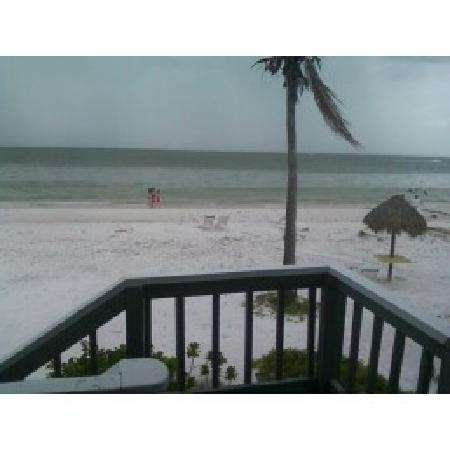 Wild Wave Resort: View from our room