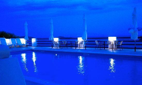 Villa Apollon Skiathos : da pool