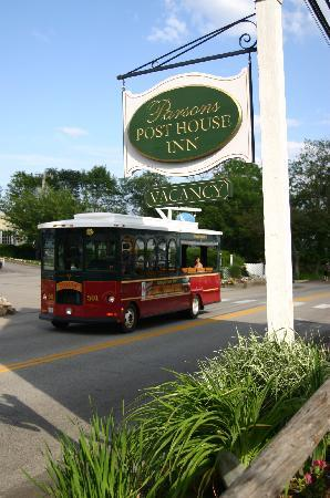 Parsons Post House Inn: Walk to EVERYTHING...Perfect Intown Oceanview Location