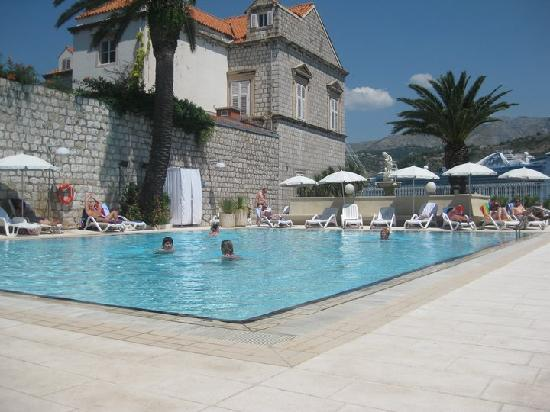 Hotel Lapad: Pool