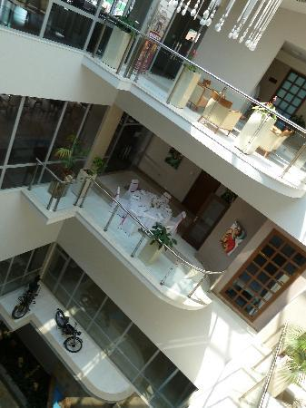Elpida Resort & Spa : l'intérieur