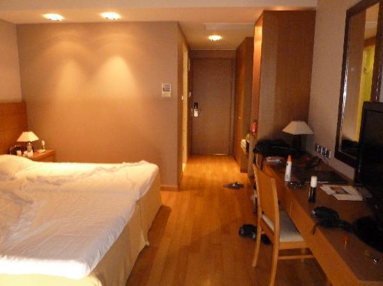 Elpida Resort & Spa : la chambre