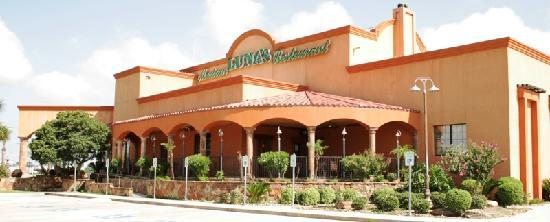 Luna's Mexican Restaurant: Our Restaurant