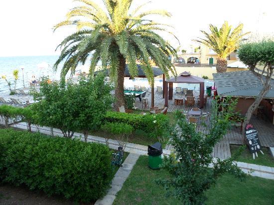 Odysseus & Agnes Apartments: Review from Agnes Balcony