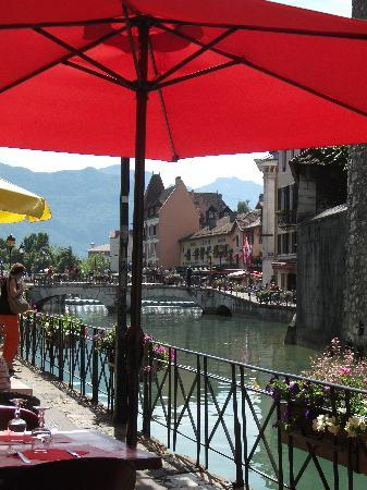Chalet Les 4 Vents : Annecy - great day out