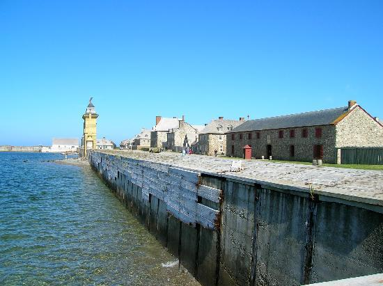 Louisbourg, Canada: Waterfront