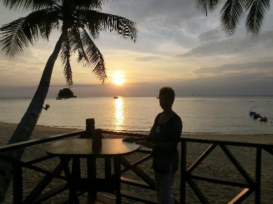 Berjaya Tioman Resort - Malaysia : sunsets to remember