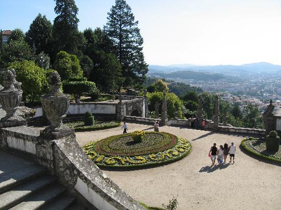Bom Jesus do Monte: giardini