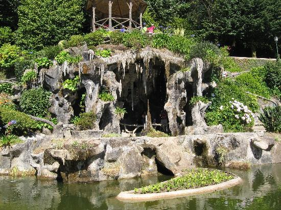 Bom Jesus do Monte: grotta