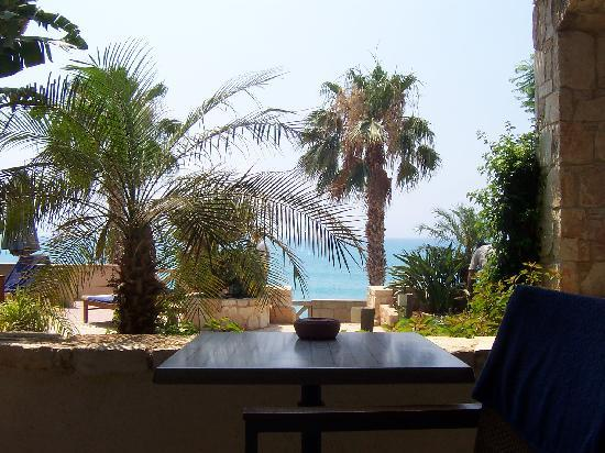 Columbia Beach Resort Pissouri : Vue du garden studio 607