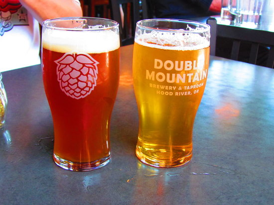 Double Mountain Brewery: Our beers
