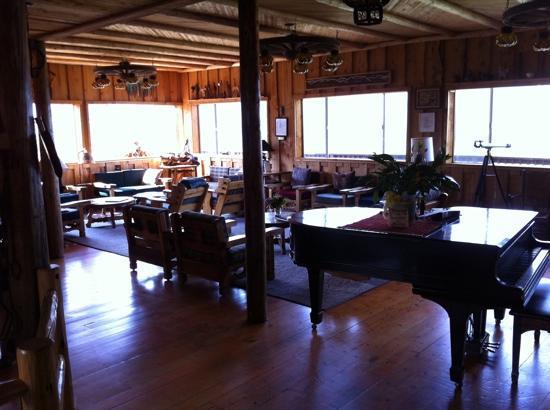 Shadowcliff Lodge: Lodge Great Room