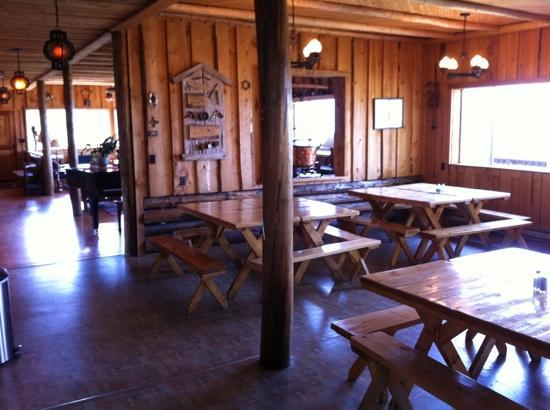Shadowcliff Lodge: Lodge Dining Room for groups, families, or individuals