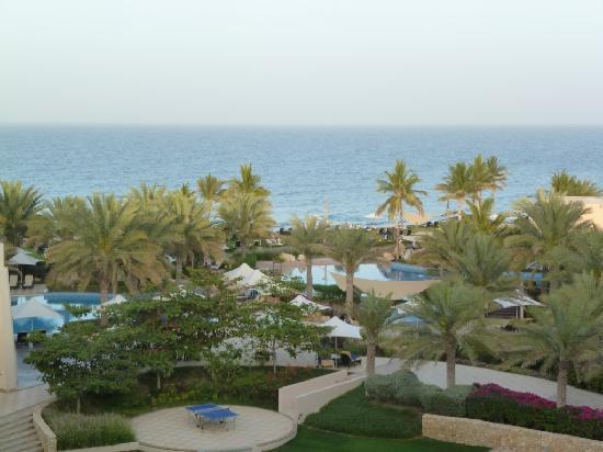 Shangri La Barr Al Jissah Resort & Spa-Al Bandar : vue
