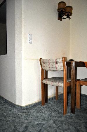 Alpensport-Hotel Seimler : walls