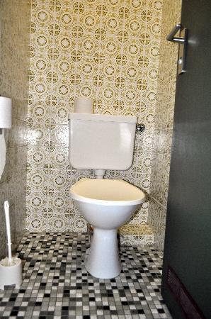 Alpensport-Hotel Seimler: toilet