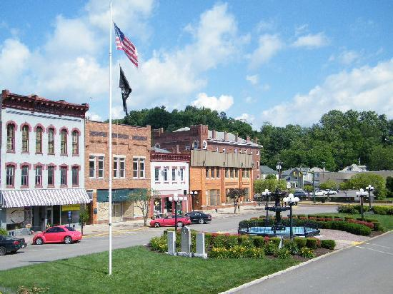 Tremendous Historic Town Of Nelsonville Oh Picture Of Hocking Valley Hairstyle Inspiration Daily Dogsangcom