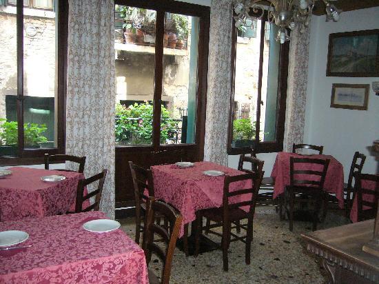 Locanda ai Bareteri: pranzo