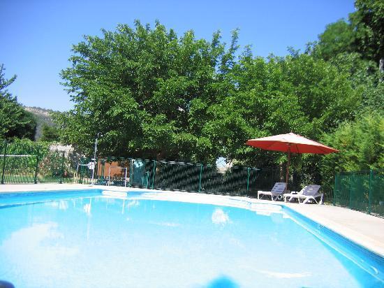 Lauret, France: la piscine