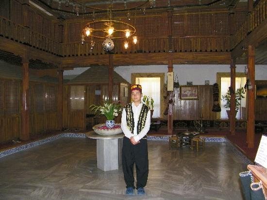 Suleymaniye Hamami: recibimiento