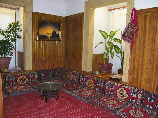 Suleymaniye Hamami : interior