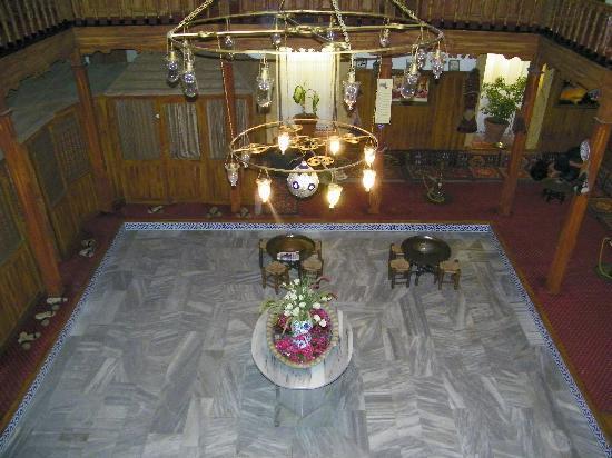 Suleymaniye Hamami: interior