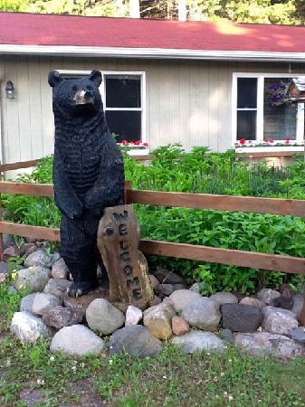 Swanson's Motel Cabins & Campground: Welcome to the North Woods