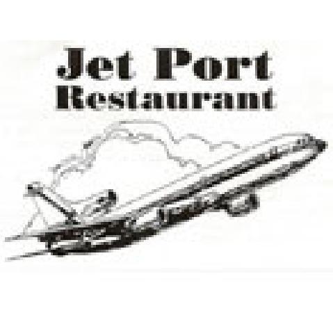 Jet Port Restaurant: Logo