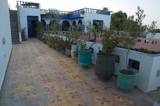 Riad Zaytoun : rooftop