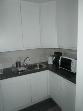 Ridderspoor Holiday Flats: Cocina