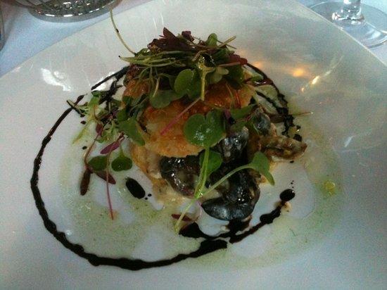 Restaurant Louis-Hebert: Escargots & Mushrooms
