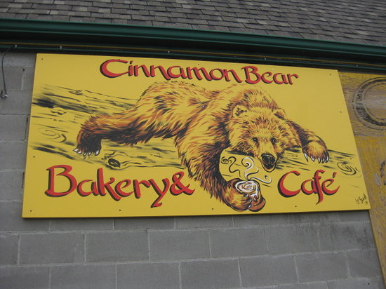 Cinnamon Bear Bakery & Cafe: Cinnamon Bear Cafe