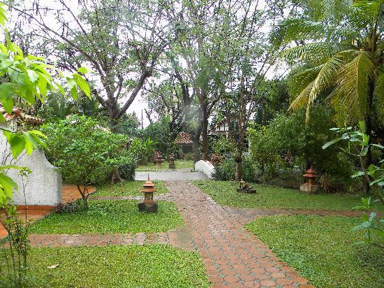 Secret Garden Chiang Mai: Garden n°1