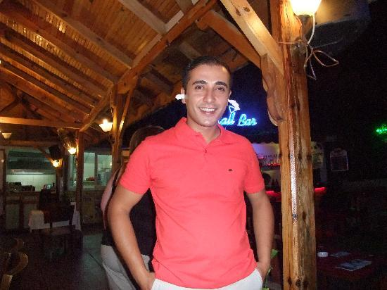 Hotel Garden of Eden: The adorable Musti (promised I'd update his pic for him)