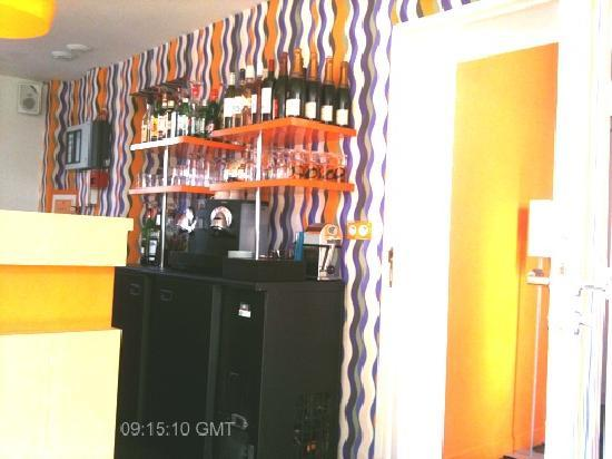 Mirano Hotel : bar