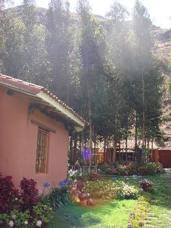 Karina Wasi: view of the house
