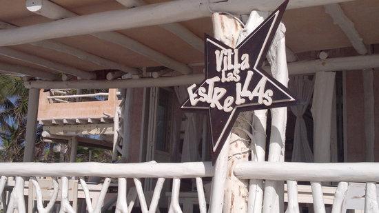 Villa Las Estrellas: NUEVA TERRAZA !!