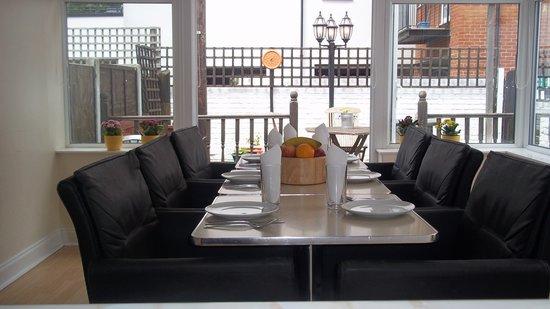 Bideford House Hotel: Breakfast Room