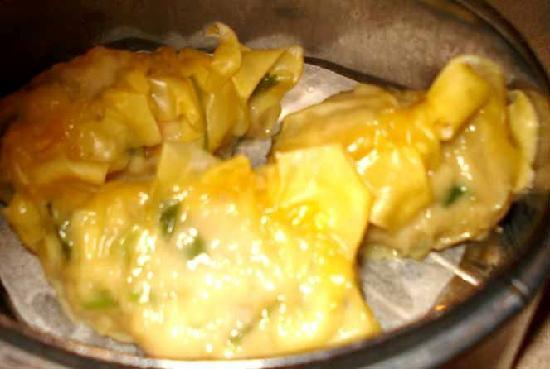 Gourmet Inspirations: Steamed Shark Fins Dumplings