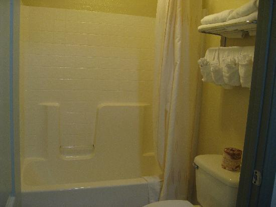 Sand Castle Inn: Bathroom