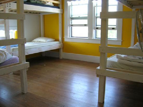 Bon Paul and Sharky's Hostel of Asheville: co-ed dorm
