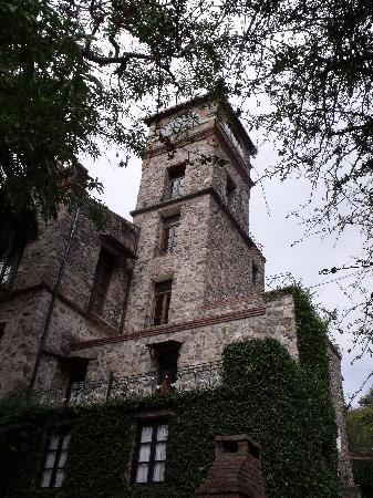San Lorenzo, Argentina: El torreon del Castillo